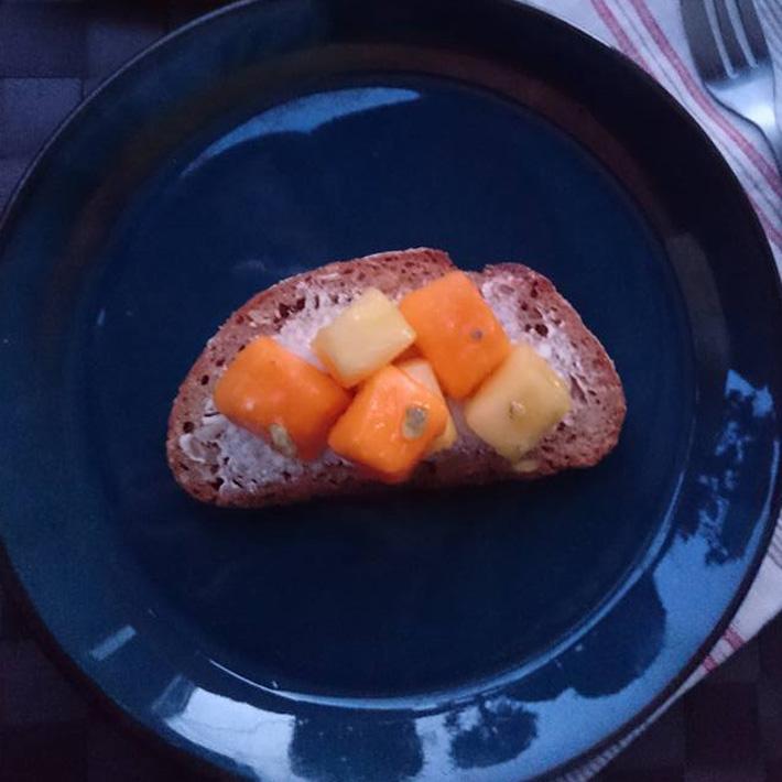 南国フルーツのマチェドニア 塩みかん風味 青みかん